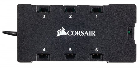 FAN CORSAIR ML140 PRO RGB 140MM KIT 2 UNIDADES CO-9050077-WW  - foto principal 1