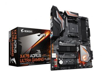 PLACA MAE GIGABYTE X470 AORUS ULTRA GAMING DDR4 M.2 USB3.1 AM4