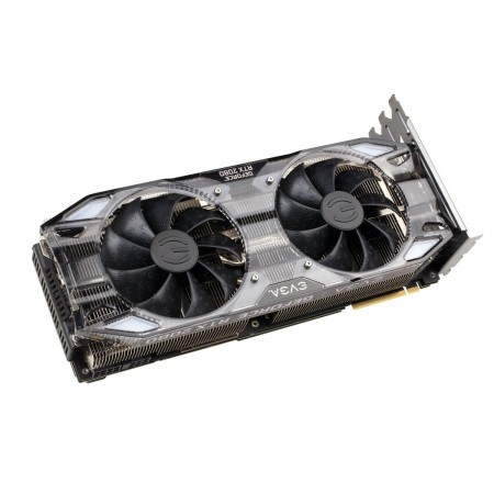 PLACA DE VIDEO EVGA RTX 2080 XC ULTRA GAMING 8GB GDDR6 256BIT 08G-P4-2183-KR  - foto principal 1