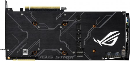 PLACA DE VIDEO ASUS RTX 2080 ROG STRIX OC 8GB GDDR6 256BIT ROG-STRIX-RTX2080-O8G-GAMING  - foto principal 1