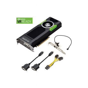 PLACA DE VIDEO PNY QUADRO P5000 16GB GDDR5X 256BITS VCQP5000-PORPB