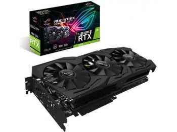 PLACA DE VIDEO ASUS RTX 2070 ROG STRIX OC 8GB GDDR6 256BIT ROG-STRIX-RTX2070-O8G-GAMING