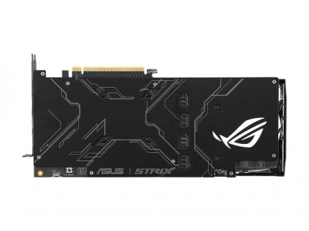 PLACA DE VIDEO ASUS RTX 2070 ROG STRIX OC 8GB GDDR6 256BIT ROG-STRIX-RTX2070-O8G-GAMING  - foto principal 1