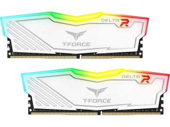 MEMORIA TEAMGROUP T-FORCE DELTA II RGB 16GB DDR4 KIT 2X8GB 3000MHZ