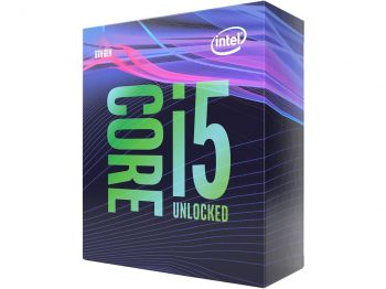 PROCESSADOR INTEL COFFEE LAKE I5-9600K 6CORE 4.6GHZ 95W LGA 1151