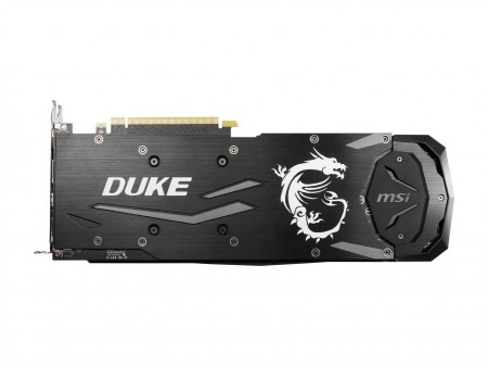 PLACA DE VIDEO MSI RTX 2070 DUKE 8G OC 8GB GDDR6 256BIT  - foto principal 1