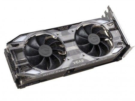 PLACA DE VIDEO EVGA RTX 2070 XC ULTRA GAMING 8GB GDDR6 256BIT 08G-P4-2173-KR  - foto principal 1