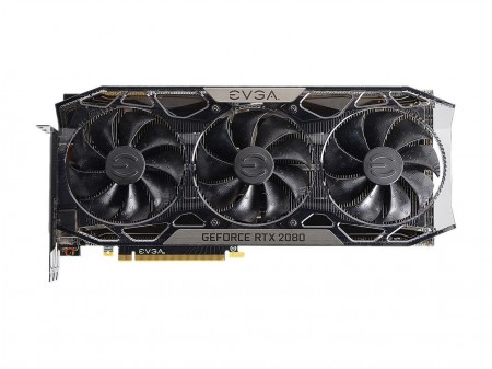 PLACA DE VIDEO EVGA RTX 2080 FTW3 ULTRA GAMING 8GB GDDR6 256BIT 08G-P4-2287-KR  - foto principal 1