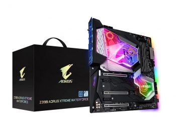 PLACA MAE GIGABYTE Z390 AORUS XTREME WATERFORCE DDR4 USB3.1 M.2 E-ATX LGA 1151