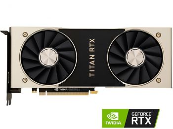 PLACA DE VIDEO TITAN RTX 24GB 384BIT GDDR6