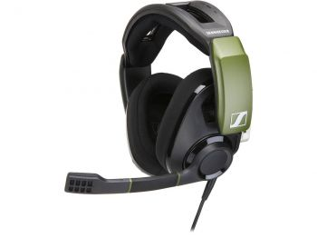 HEADSET SENNHEISER GSP 550 7.1 SURROUND SOUND OPEN ACOUSTIC GAMING