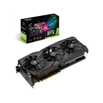 PLACA DE VIDEO ASUS RTX 2060 ROG STRIX OC 6GB GDDR6 192BIT ROG-STRIX-RTX2060-O6G-GAMING