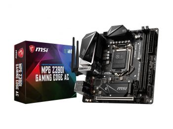 PLACA MAE MSI Z390I GAMING EDGE AC DDR4 USB3.1 M.2 M-ITX LGA 1151