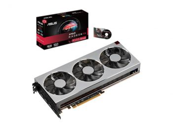 PLACA DE VIDEO ASUS RADEON VII 16GB 4096BIT HBM2 RADEONVII-16G