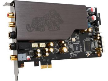 PLACA DE AUDIO ASUS ESSENCE STX II 24BIT 192KHZ PCI-E