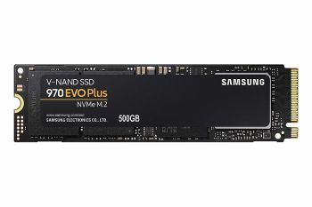 SSD M.2 SAMSUNG 970 EVO PLUS 500GB MZ-V7S500B/AM