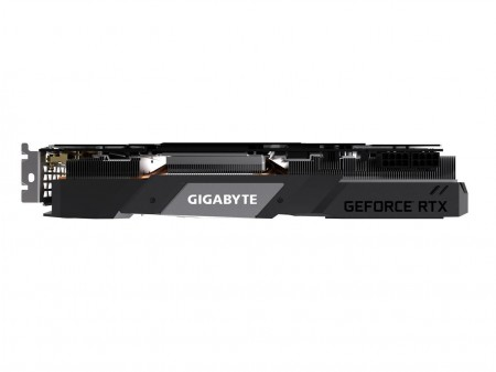 PLACA DE VIDEO GIGABYTE RTX 2080 GAMING OC 8GB GDDR6 256BIT GV-N2080GAMING OC-8GC  - foto principal 1