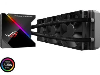 WATER COOLER ASUS ROG RYUJIN 360 RGB 360MM TRIPLE FAN