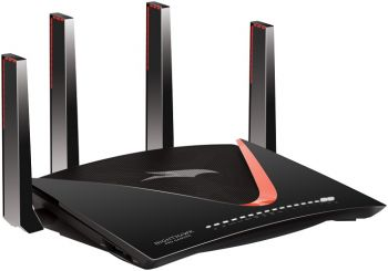 ROTEADOR NETGEAR NIGHTHAWK PRO GAMING XR700 AD7200 DUAL-BAND