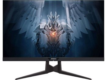 MONITOR GIGABYTE AORUS AD27QD GAMING MONITOR 2560X1440 QHD HDR 144HZ 1MS 10-BIT FREESYNC