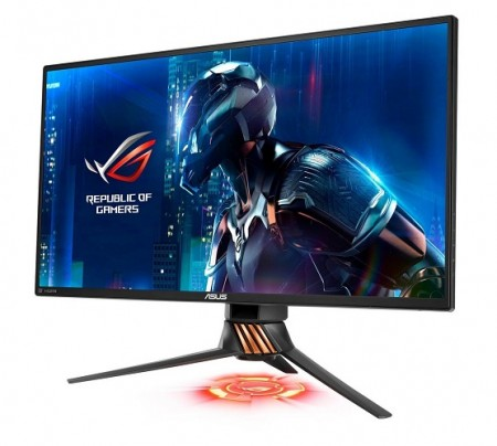 MONITOR ASUS ROG SWIFT 24 FULL HD 240HZ G-SYNC 1MS PG258Q  - foto principal 1
