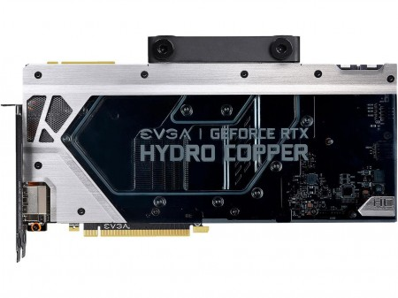 PLACA DE VIDEO EVGA RTX 2080 TI FTW3 ULTRA HYDRO COPPER GAMING 11GB GDDR6 352BIT 11G-P4-2489-KR  - foto principal 1