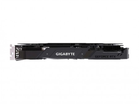 PLACA DE VIDEO GIGABYTE RTX 2080 TI WINDFORCE 11GB GDDR6 352BIT GV-N208TWF3-11GC  - foto principal 1