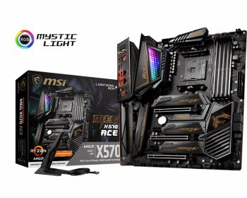 PLACA MAE MSI X570 MEG ACE DDR4 M.2 USB3.1 ATX AM4