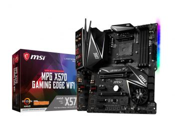 PLACA MAE MSI MPG X570 GAMING EDGE WIFI M.2 USB3.1 ATX AM4