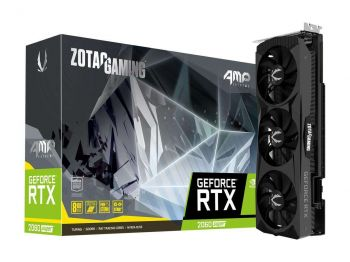 PLACA DE VIDEO ZOTAC RTX 2060 SUPER AMP EXTREME 8GB GDDR6 256BIT ZT-T20610B-10P