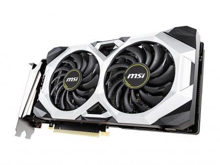 PLACA DE VIDEO MSI RTX 2070 SUPER VENTUS OC 8GB GDDR6 256BIT  - foto principal 1