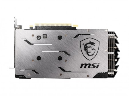 PLACA DE VIDEO MSI RTX 2060 SUPER GAMING X 8GB GDDR6 256BIT  - foto principal 1