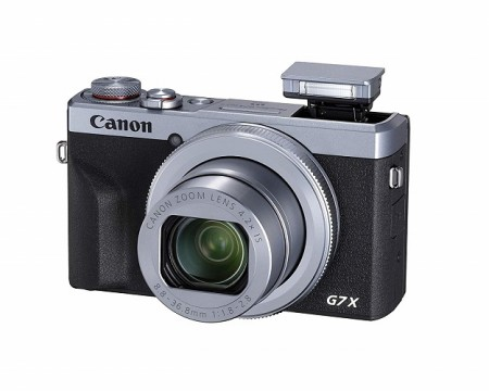 CAMERA CANON POWERSHOT G7X MARK III  - foto principal 1