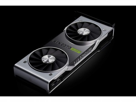 PLACA DE VIDEO NVIDIA RTX 2070 SUPER FOUNDERS EDITION 8GB GDDR6 256BIT  - foto principal 1