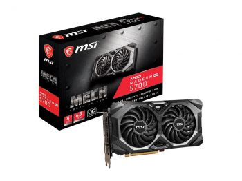 PLACA DE VIDEO MSI RX 5700 MECH OC 8GB 256BIT GDDR6 PCI-E 4.0