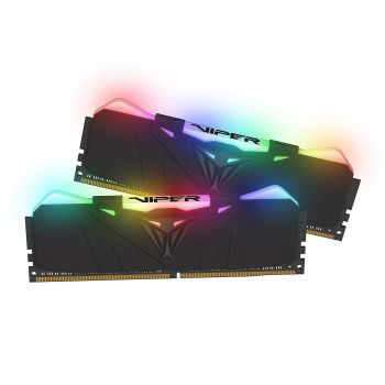 MEMORIA PATRIOT VIPER RGB GAMING 16GB 2X8GB DDR4 3200MHZ