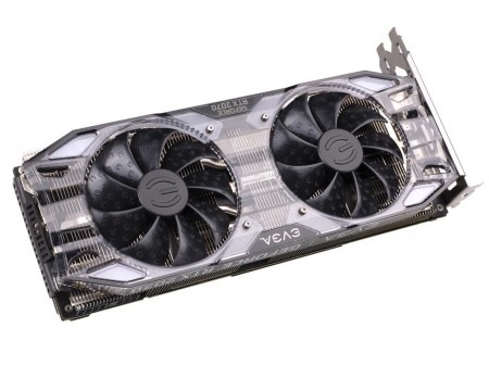 PLACA DE VIDEO EVGA RTX 2070 XC GAMING 8GB GDDR6 256BIT 08G-P4-2172-KR  - foto principal 1