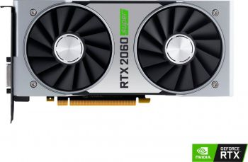 PLACA DE VIDEO NVIDIA RTX 2060 SUPER FOUNDERS EDITION 8GB GDDR6 256BIT