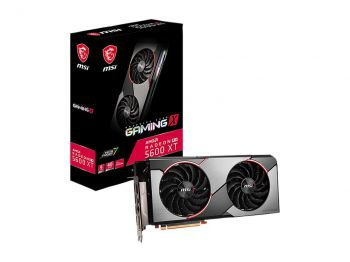 PLACA DE VIDEO MSI RX 5600 XT GAMING X 6GB GDDR6 PCI-E 4.0