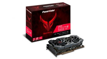 PLACA DE VIDEO POWER COLOR RX 5600 XT RED DEVIL 6GB GDDR6 PCI-E 4.0 6GBD6-3DHE/OC