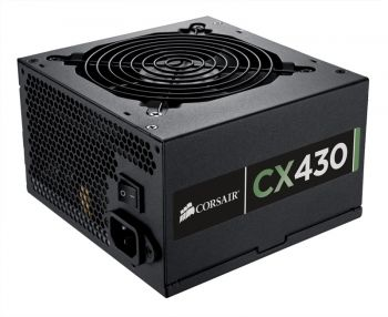 FONTE CORSAIR CX430 80PLUS BRONZE CP-9020046-WW