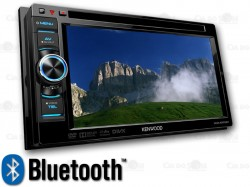 DVD Player Kenwood DDX3071BT - Tela LED de 6,1 pol. com Bluetooth, Audio DTS  - foto principal 1
