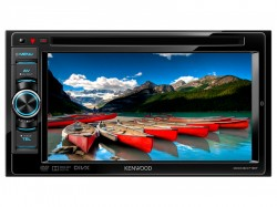 DVD Player Kenwood DDX3071BT - Tela LED de 6,1 pol. com Bluetooth, Audio DTS  - foto principal 2