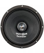 Woofer 8 Bomber Mg Outdoor - 200 Watts Rms