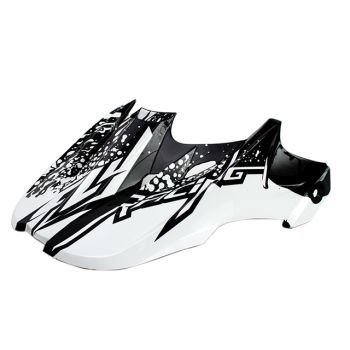 Pala Fly Racing para capacete Fly Inversion