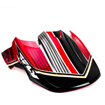 Pala Fly Racing para Capacete Fly Kinetic - Trey Canard / Andrew Short