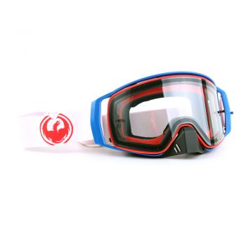 3d08c37a8 Óculos Dragon NFX2 Crimson - Lente Transparente + Tear Off Pack + Lens  Shield