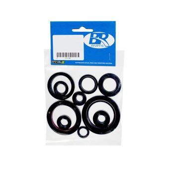 Retentor De Motor Kit BR Parts Cr 125 87/07