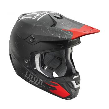 Capacete Thor Verge Object- Preto