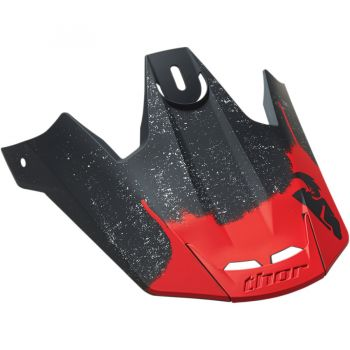 Pala Thor para Capacete Thor Verge S17 Object - Preto